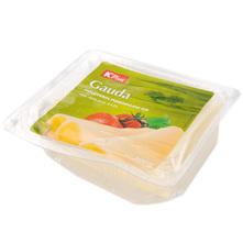 K Plus Gauda Polutvrdi sir 300 g