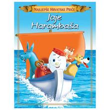 Slikovnica Jaje Harambaša+DVD