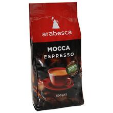 Arabesca Mocca Espresso Kava u zrnu 500 g