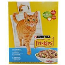 Friskies Hrana za mačke losos, povrće 300 g