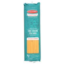 Pasta Zara 100% Grano Italiano Tjestenina spaghetti quadri 500 g