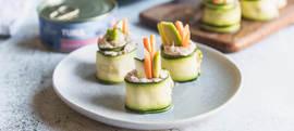 Sushi od tikvica