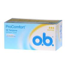 OB Pro comfort tamponi normal 32/1