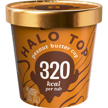 Halo Top Sladoled peanut butter cup 473 ml