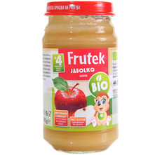 Frutek Bio Kašica jabuka 190 g