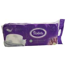 Violeta Premium Toaletni papir lavanda&vanilla 3 sloja 10/1