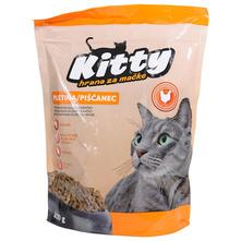 Kitty Hrana za mačke piletina 400 g