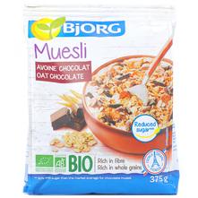 Bjorg Muesli zob čokolada reducirani šećer eko 375 g