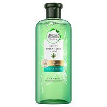 Herbal Essences Šampon potent aloe+hemp 380 ml