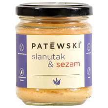 Patewski Namaz od slanutka sa sezamom 160 g