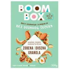 Boom Box Zobena granola sa orašastim voćem 300 g