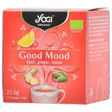 Yogi Organic Good Mood Čaj 21,6 g
