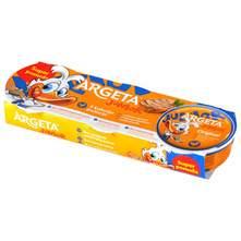Argeta Junior Original pašteta 3x95 g