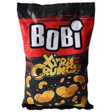 Bobi Xtra Crunch Flips s kikirikijem 150 g