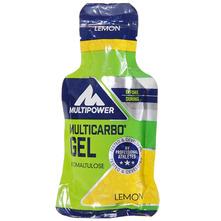 Multipower Multicarbo Gel lemon 40 g