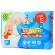 Lumpi Pelene, veličina 5 (Junior) 12-25 kg 44/1