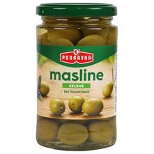 Podravka Masline zelene 200 g