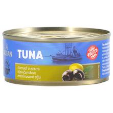 Ocean Tuna Komadi u ekstra djevičanskom maslinovom ulju 112 g
