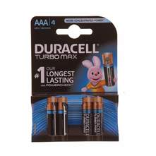 Duracell Turbo Max Baterije AAA LR03 MX2400 4/1