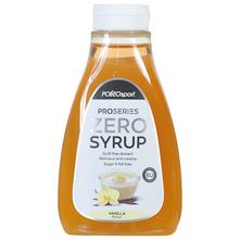 Polleo Sport Proseries Zero Syrup vanilla 425 ml