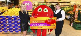 Prodajom Rajčice Rajke prikupljeno je više od 200.000 kuna za borbu protiv međuvršnjačkog nasilja