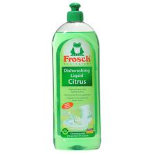 Frosch Deterdžent za ručno pranje suđa citrus 750 ml