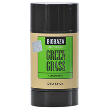 Biobaza Men Green Grass Deo stick lemongrass 50 ml