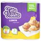 Teta Violeta Lemon Papirnati ručnici 2 sloja 2/1