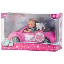 Evi mala lutka i auto