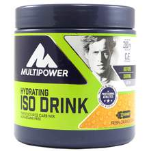 Multipower Hydrating Iso Drink Prah fresh orange 420 g