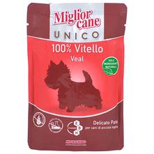 Miglior Cane Unico Hrana za pse pašteta s teletinom 100 g