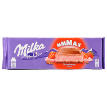 Milka MMMAX Čokolada strawberry fresa 300 g