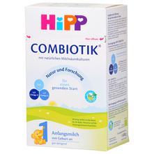 HIPP BIO Combiotik 1 Prijelazna mliječna hrana za dojenčad 600 g