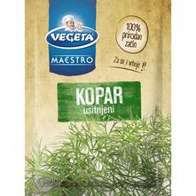 Vegeta Maestro kopar usitnjeni vrećica 10 g