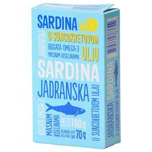 Sardina u suncokretovom ulju 70 g