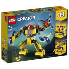 Lego Podvodni robot