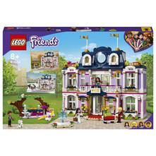 Lego Hotel Grand u Heartlake Cityju