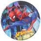 Marvel Spiderman Papirnati tanjuri 20 cm 8/1