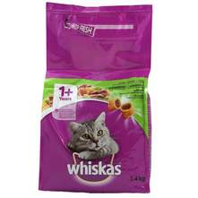 Whiskas Hrana za mačke janjetina 1,4 kg