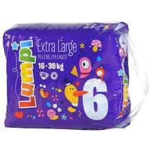 Lumpi Pelene, veličina 6 (Extra Large) 16-30 kg 32/1