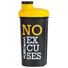 Polleo Sport No Excuses Shaker 700 ml