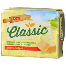 K Plus Margarin 60 % 250 g