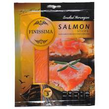 Finissima Salmon Dimljeni filet lososa 100 g