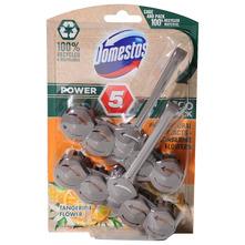 Domestos Power 5 Osvježivač za wc školjku tanger flower 2x55 g