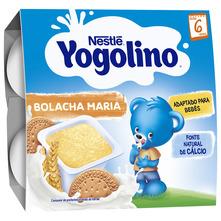 Nestlé Yogolino Desert s keksom 400 g (4x100 g)