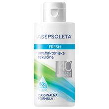Asepsoleta Antibakterijska tekućina za suho pranje ruku 150 ml
