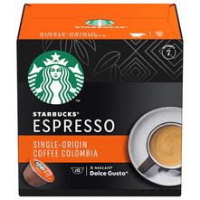 Starbucks Single-Origin Coffee Colombia by Nescafe Dolce Gusto kava, 12 kapsula, 66 g