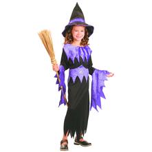 Baršunasta vještica Kostim, S (5-6 g,110-120 cm)