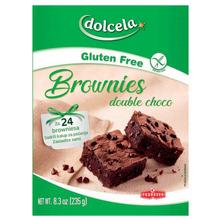 Dolcela Mješavina u prahu brownies double choco 235 g