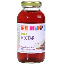 Hipp Bio Voćni nektar šljiva s kruškom 200 ml